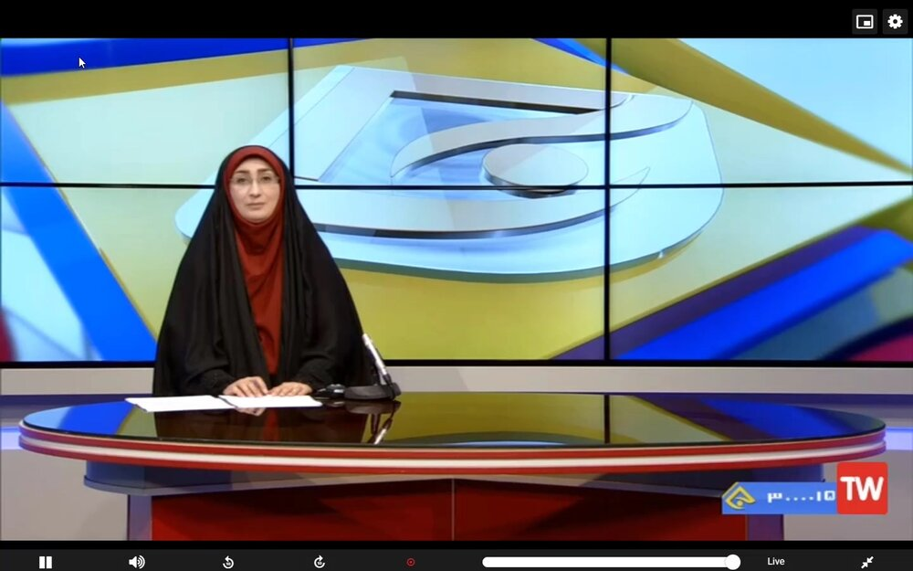 گزارش خبری صدا و سیما از پویش مشق احسان مازندران