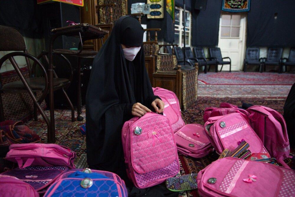 آغاز پویش مشقاحسان با توزیع 320 هزار بسته لوازمتحریر در مناطق محروم توسط ستاد اجرایی فرمان امام