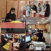 تشکیل پرونده بانکی تعدادی از متقاضیان طرح های اشتغال زایی بنیاد برکت در بانک پارسیان شعبه خلیج فارس شهرستان بندرعباس استان هرمزگان