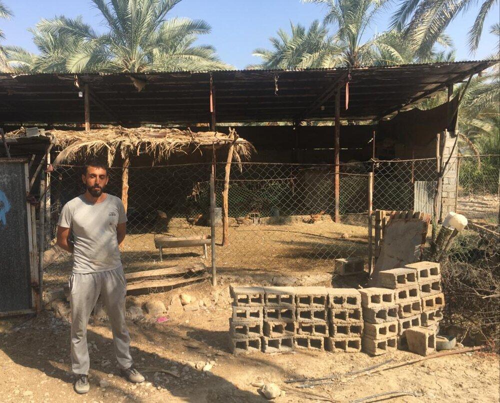 گزارش تسهیلگرانشهرستان دشتستان بخش بوشکانروستای طلحه