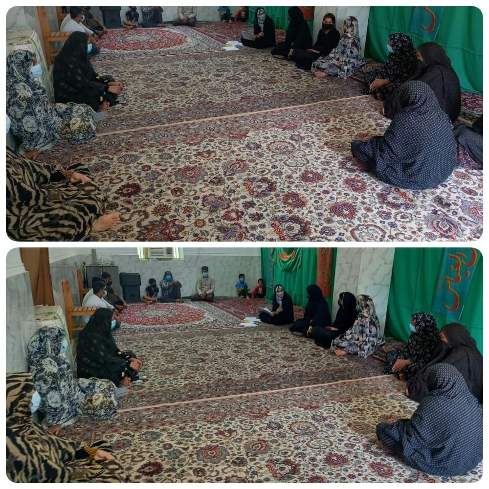 تشکیل جلسه توجیهی متقاضیان روستای ماشنگی، بخش رودخانه، شهرستان رودان، استان هرمزگان