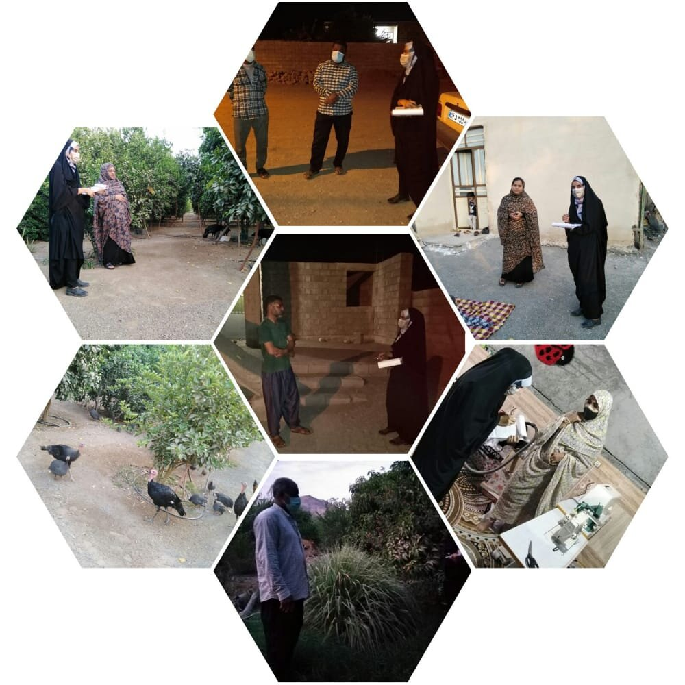 تشکیل کارگروه اهلیت سنجی روستای بلاکستون، دهستان فاریاب، بخش مرکزی، شهرستان رودان، استان هرمزگان