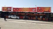 برپایی موکبهای ستاد اجرایی فرمان امام در آستانه اربعین حسینی در عراق و ارائه خدمات به زائرین در مرز ایران