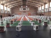 ۶۰۰۰ بسته نوشتافزار به دانشآموزان نیازمند گلستان اهدا شد