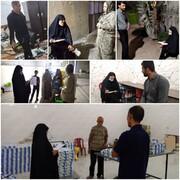 گزارش تسهیلگران شهرستان دشتستان بخش مرکزی روستای قلعه سفید