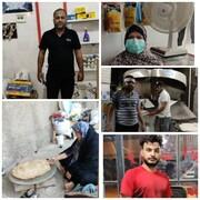 گزارش تسهیلگران شهرستان بوشهر از آخرین وضعیت وامهای اشتغالزایی روستایی در روستای احمدی