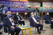 گزارش خبر ۱۳ از افتتاح ۵۰ طرح بیمارستانی برکت در مناطق محروم کشور توسط ستاد اجرایی فرمان امام