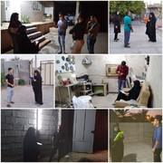 گزارش تسهیلگران از روند طرح سحاب و اهلیت سنجی وامهای اشتغالزایی روستای عیسوند