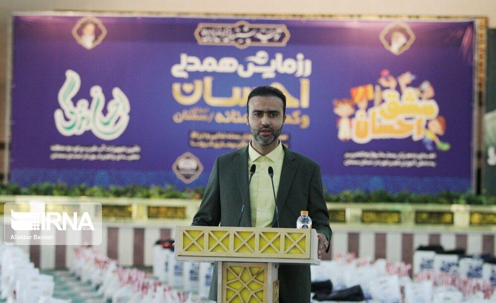 ستاد اجرایی فرمان امام(ره) ۸۰ هزار بسته معیشتی در سمنان توزیع کرد