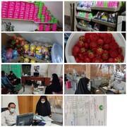 گزارش تسهیلگران شهرستان دیر